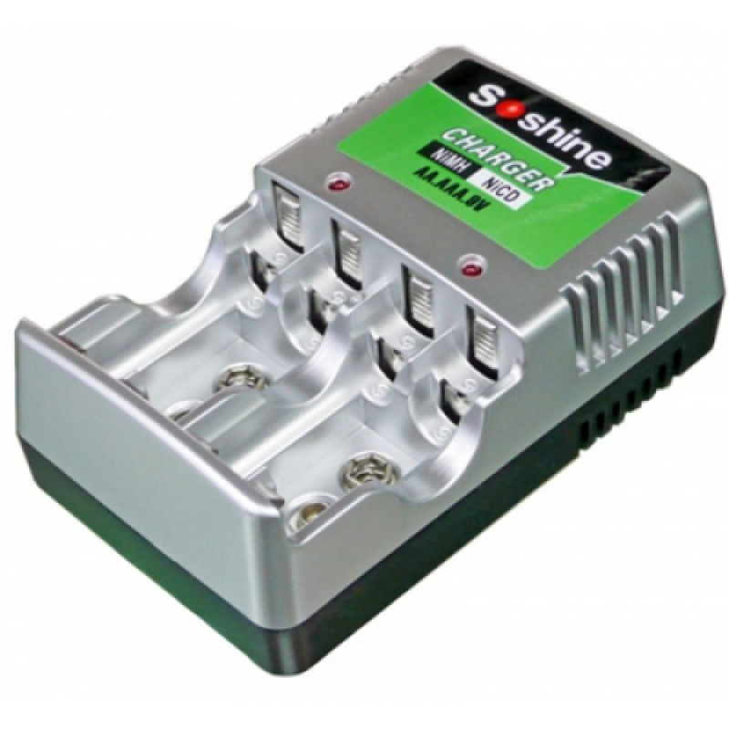Зарядное для ааа аккумуляторов